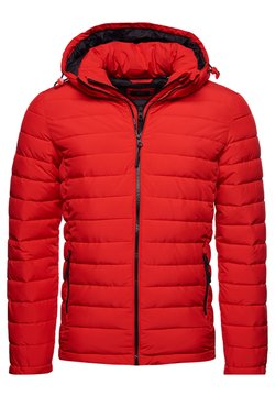 Superdry - FUJI  - Winterjacke - high risk red