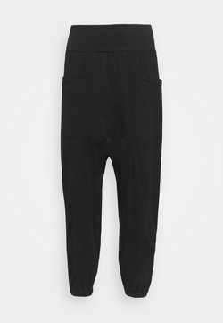 Deha - RELAXED YOGA PANTS - Jogginghose - black