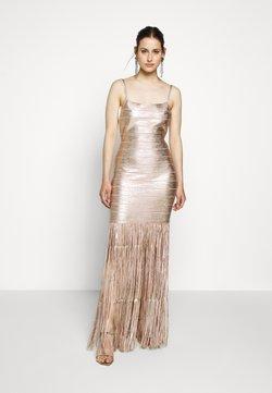 Hervé Léger - Vestito elegante - rose gold