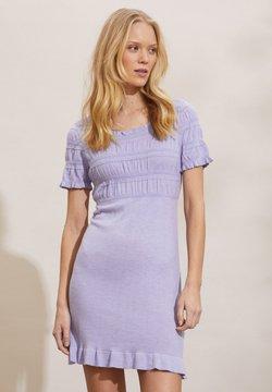 Odd Molly - Vestido de punto - lilac shadow