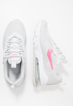Nike Sportswear - AIR MAX 270 REACT  - Trainers - photon dust/digital pink/particle grey/white