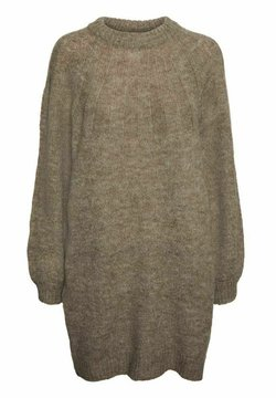 Noisy May - Vestido de punto - khaki