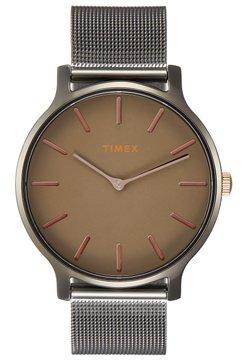 Timex - WOMENS TRANSCEND TONE CASE DIAL - Montre - gunmetal
