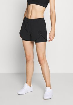 Calvin Klein Performance - SHORT - Urheilushortsit - black
