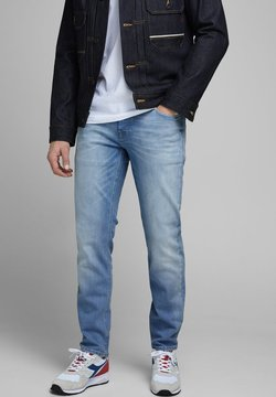 Jack & Jones - Slim fit jeans - blue denim