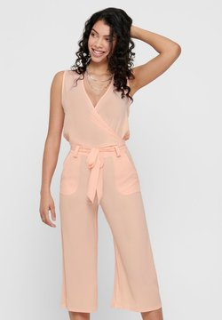 ONLY - JUMPSUIT WICKEL - Combinaison - tropical peach