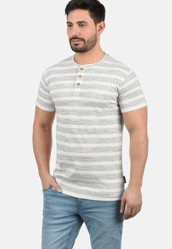 INDICODE JEANS - ALBEMARLE - T-Shirt print - grey