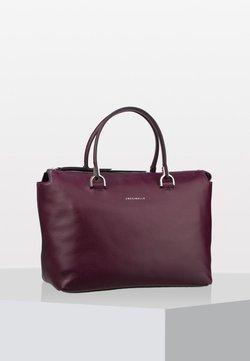 Coccinelle - KEYLA - Handtasche - plum