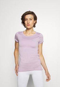 Under Armour - T-shirt basic - purple