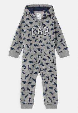 GAP - LOGO - Overall / Jumpsuit - light heather grey