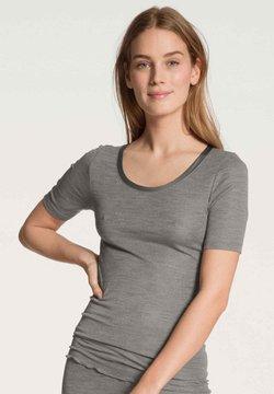 Calida - Unterhemd/-shirt - platin melé