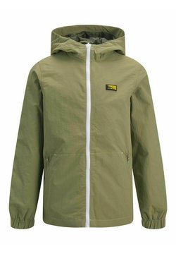 Jack & Jones Junior - Overgangsjakker - oil green
