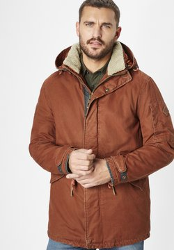 Redpoint - Parka - rusty brown