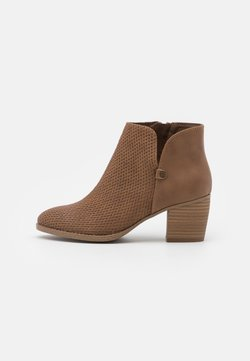 Call it Spring - LUCILLE - Ankle boots - cognac