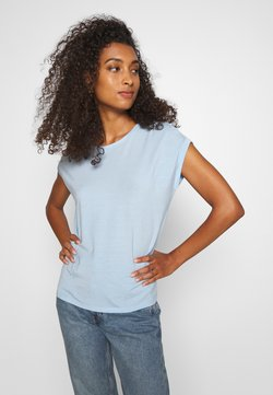 Vero Moda - T-shirt basic - cashmere blue