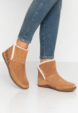 Sorel - NAKISKA BOOTIE - Stiefelette - camel brown