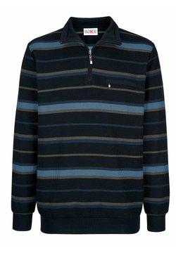 Roger Kent - Sweatshirt - marineblau,hellblau