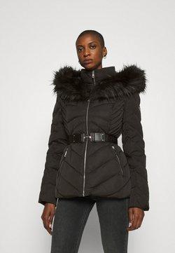 Guess - SARA SHORT JACKET - Down jacket - jet black