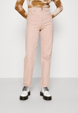BDG Urban Outfitters - VINTAGE PAX JEAN - Straight leg -farkut - pink