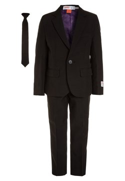 OppoSuits - BOYS KNIGHT SET - Garnitur - black