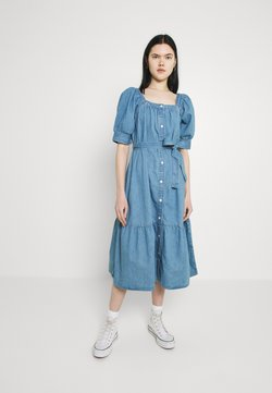Levi's® - MIKA DRESS - Denim dress - blue denim