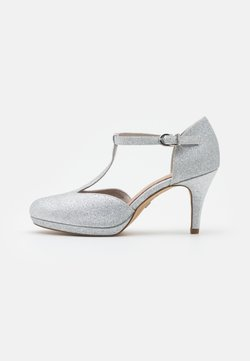 Tamaris - Platoo-avokkaat - silver glam