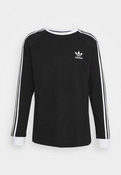 adidas Originals - ADICOLOR CLASSICS TEE UNISEX - Pitkähihainen paita - black