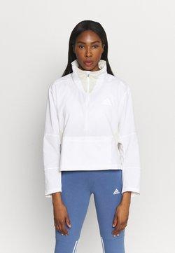 adidas Performance - ADAPT - Sports jacket - white