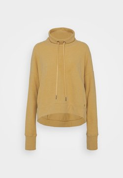 Sweaty Betty - HARMONISE LUXE - Sudadera - camel brown