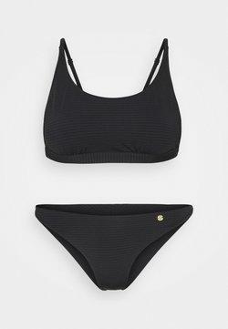 ONLY - ONLSENNA SET - Bikini - black