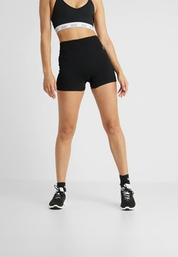 Free People - FP MOVEMENT SEAMLESS SHORT - Tights - black