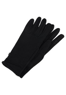Icebreaker - ADULT QUANTUM GLOVES - Fingerhandschuh - black