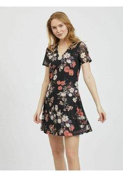 Vila - Korte jurk - black