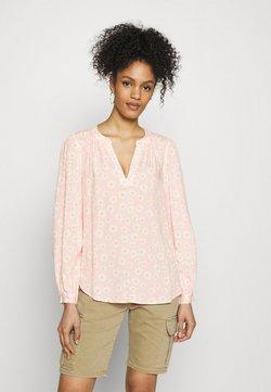 GAP - ZEN NECK - Langarmshirt - pink daisy