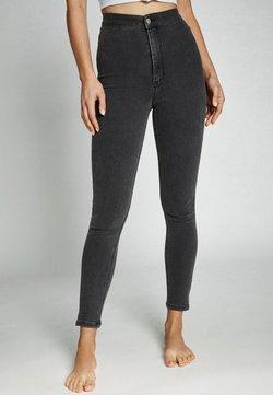 Cotton On Curve - Slim fit jeans - black