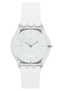 Swatch - WHITE CLASSINESS - Montre - white