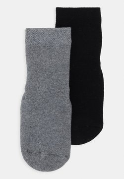 Ewers - PLAYSOCKS MINI KIDS 2 PACK - Sokken - black/grey