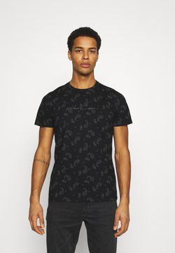 Hollister Co. - T-shirt con stampa - black