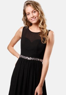 Young Couture by Barbara Schwarzer - Maxi-jurk - black