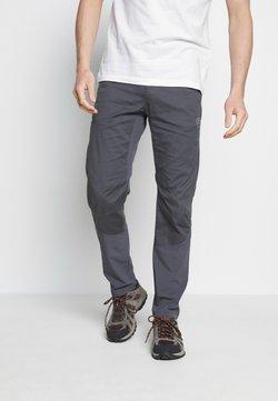 La Sportiva - RISE PANT - Pantalones - carbon