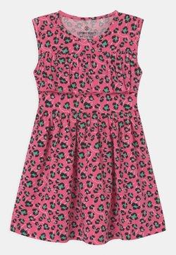 Lemon Beret - SMALL GIRLS - Robe en jersey - azalea pink