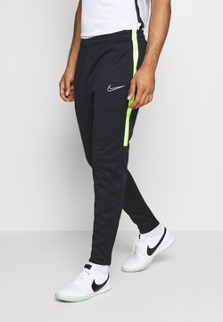 Nike Performance - ACADEMY PANT WINTERIZED - Jogginghose - black/volt