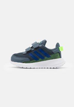 adidas Performance - TENSAUR RUN UNISEX - Hardloopschoenen neutraal - legacy blue/team royal blue/signal green