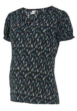 MAMALICIOUS - MLLEAH - T-shirt med print - black