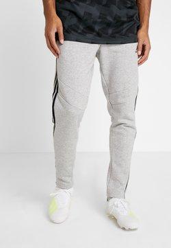 adidas Performance - TIRO19 FT PNT - Jogginghose - medium grey heather/black