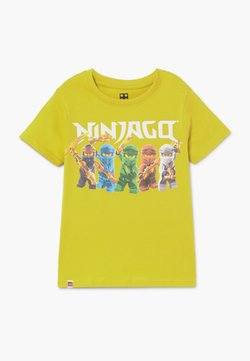 LEGO Wear - T-shirt print - lime green