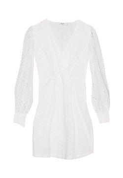 NA-KD - CROCHET DRESS - Kjole - white