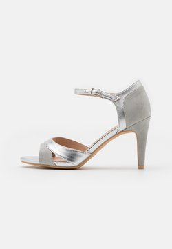 Anna Field - Sandaletter - silver