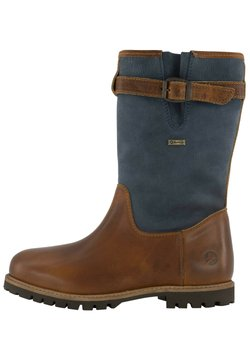 Travelin - Stiefel - blue
