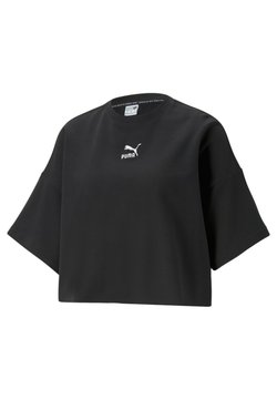 Puma - T-paita - black